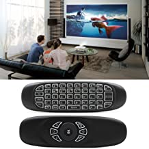 JINYANG Helpful Mele F10 Deluxe 2.4GHz Fly Air Mouse Wireless QWERTY Keyboard Remote Control with IR Learning Function for Android TV Box//Notebook//PC MAC