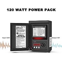 MALIBU Intermatic ML88T 88 Watt 12 V Low Voltage Lighting Transformer Timer