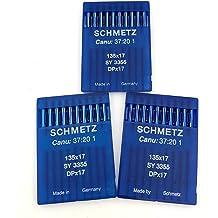 Metric 140//22-20PCS Organ 20 Needles 135x17 DPx17 Walking Foot Regular Sharp Industrial Sewing Needle ~ Multiple Sizes!