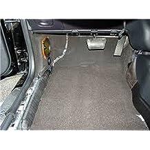 1968-1972 Chevy X Body Nova Doors Hushmat 626683 Sound and Thermal Insulation Kit