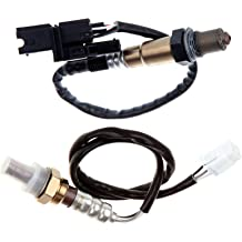 Air Fuel Ratio Sensor Oxygen Sensor ECCPP Upstream+Downstream SG848/SG1839 for 1999-2003 Lexus RX300 2001-2003 Toyota Highlander
