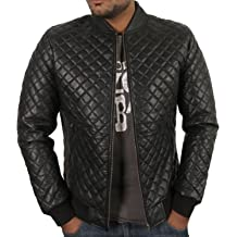 Black, Classic Jacket 1501105 Laverapelle Mens Genuine Lambskin Leather Jacket