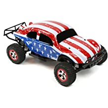 SummitLink Compatible Custom Body Muddy Green Over White//Black Replacement for 1//10 1//8 Scale RC Car or Truck TB-WBG-03 Truck not Included