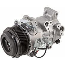 For Chevrolet Sonic 1.8L 2012 2013 AC Compressor /& A//C Clutch BuyAutoParts 60-03416NA New