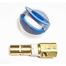 Sellerocity Kit Compressor Check Valve Replaces Sanborn Husky Coleman Powermate 031-0046 E106202 C802H 911223 /& Mi-T-M MITM 22-0426 220426 W//Roll Of ProPlus Tape