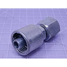 Male JIC 37 Flare Gates 8C2AT-8RMJ Field Attachable Type T for G2 Hose 1//2 ID 3.05 2 Wire