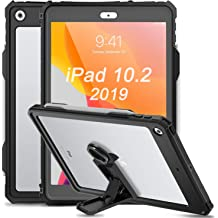 Lilycase Waterproof Case for iPad Pro 12.9 2018,Full Body 360 Degree Protect Dustproof Shockproof with Built-in Screen Protector Protective Cover Case for for iPad Pro 12.9 2018 Release