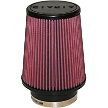 Base; 4 in x 7 in Height; 10.75 in x 7.75 in 152 mm Flange ID; 9 in Top AIR-721-476 Airaid 721-476 Universal Clamp-On Air Filter: Oval Tapered; 6 in 229 mm 273 mm x 197 mm 102 mm x178 mm