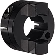 Ruland OCT16-4-A Oldham Coupling Hub 1 1//4 Length Clamp Style 1 OD Black Anodized Aluminum .250 Bore