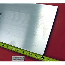"1//2/""x 2/"" ALUMINUM FLAT BAR 24/"" long 6061 T6511 .50/""x2/"" Solid Plate Mill Stock"