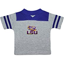 Louisiana State LSU Tigers Baby Girls Double Seat Diaper Cover 24m 3m