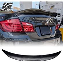 High Kick Style AeroBon Real Carbon Fiber Trunk Spoiler for 2014-2019 BMW F36 4-Series Gran Coupe