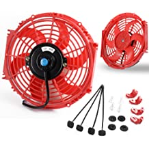 200w 350mm URO Parts 8K0959455M Auxiliary Fan Assembly