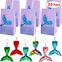 Disney Little Mermaid Birthday Party Tattoo Favours 24 Pack