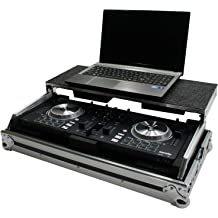 Harmony DJ HCNVLT Flight Glide Laptop Stand Road DJ Custom Case fits Numark NV