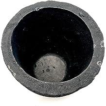 直径约4.5 cm Heat Resistance Quartz Crucible Casting Vessel for Melting Gold and Silver