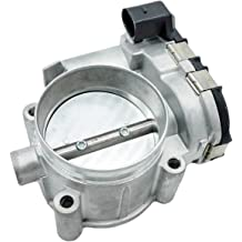 FINDAUTO 0280750003 Throttle Body Electronic Throttle Body Control Assembly fit for Audi A4// A4 Quattro// A6 Quattro//Allroad Quattro// R8// S4// S6// S8