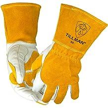 Blacksmithing Welders Rose Pruning XXL Animal Handling Kevlar Lined Hand Pot Tig Mig Weld Glove Welding Gloves Fireproof Heat Resistant