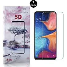2 Pack Tempered Glass Screen Protector Compatible with Galaxy A30S UNEXTATI Premium Scratch Resistant HD Clear Tempered Glass Film for Samsung Galaxy A30S