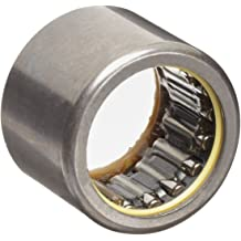 Inch 1-5//16 OD 13//16 Width Koyo JHT-1613 Needle Roller Bearingd Drawn Cup 1 ID Open End Single Seal Steel Cage