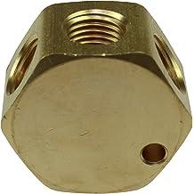 FPT Coilhose Pneumatics CH10A-BAG Open Ball Chuck and Clip 1//4 Brass