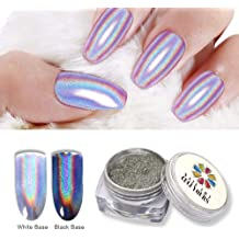 4pcs 2020 Transer 4PCS Multi-Chrome Shade Shifting Pigments Smooth Eye Shadow for Face//Body//Nails