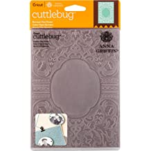 """/""""Cuttlebug Spacer Plate A 6/""""/""""X7/""""/"""" Set Of 2/"""""""