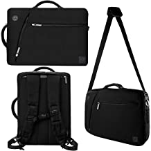 BAG9340 Fits Up to 15.6 Screens New Icon Black Nylon Notebook//Laptop Backpack Bag