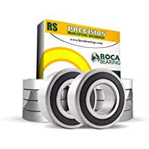 R16C-2BS//TP//C3#5 SRL 1.00x2.00x.500 inch Ceramic Hybrid Radial Bearing