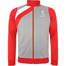 Liverpool FC Charcoal Mens Football Conninsby Polo T-Shirt AW19 LFC Official