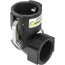 2 Male Adapter Dust Plug Banjo 200PL Polypropylene Cam /& Groove Fitting