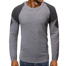 Cyose Fashion Men Sweater Dress Thick Winter Warm Jersey Knitted Sweaters Mens Wear Knitwear