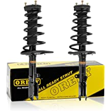 cciyu Complete Struts Shock Absorbers Fits for 2008-2012 Toyota Avalon 2007-2011 Toyota Camry 172310 172309 Quick Struts Assembly Rear Pair Struts