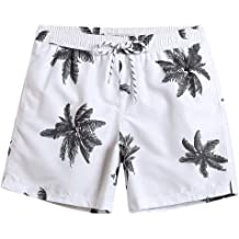 9e1a123daa985 MaaMgic Mens Boys Short Swim Trunks Mens Bathing Suits Slim Fit Swim Shorts  Quick Dry Swimsuit