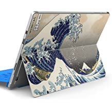 igsticker Ultra Thin Premium Protective Back Stickers Skins Universal Tablet Decal Cover for Microsoft Surface Pro 4// Pro 2017// Pro 6 005404 2018 Released