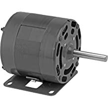 60Hz 115V 1//20-1//30-1//60HP Fasco D1061 4.4 Frame Open Ventilated Shaded Pole General Purpose Motor with Sleeve Bearing 2-1.7-1.4 amps 1500rpm