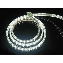 CBConcept® UL Listed,50 Feet,5500 Lumen,Green,120 Volt Flat LED Strip Rope Light