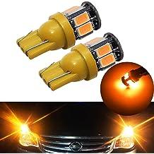 TuningPros LEDUHL-1156-R19 Under Hood Light LED Light Bulbs 1156 19 LED Red 2-pc Set