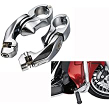 XFMT Male Mount Foot Pegs Footrests Pedal For Harley Softail Slim FLS 2012-2017 2016