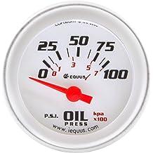 10K Equus 8080 5 Shift Light Tachometer DIS INNOVA