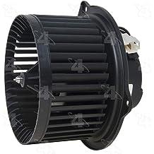 AUTEX Manual HVAC Blower Motor Resistor Compatible with Dodge Dakota 2005-2010 Blower Resistor Replacement for Mitsubishi Raider 06-09 Fan Resistor RU491 5161067AA 5161067AB 5189095AA JA1467