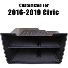 YUZHONGTIAN 2017-2018 for Chevy Chevrolet Malibu Car Center Console Amrest Glove Box Organizer Container Tray