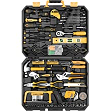 454733775dd DEKOPRO 168 Piece Socket Wrench Auto Repair Tool Combination Package Mixed Tool  Set Hand Tool Kit