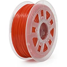 1kg Orange Pack of 1 NinjaTek 3DCH05117510 NinjaTek Cheetah TPU Filament Lava TPE 1.75mm