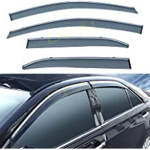 eRushAutoparts Ultra Chrome Door Handle Cover For 12-14 Toyota Camry L LE SE XLE Hybrid