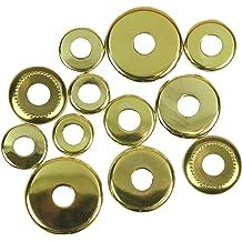Jandorf Specialty Hardw Term Spade Vinyl Ins .25 Stud 60847 Jandorf Specialty Hardware