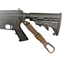 Bleiou Adjustable Combat Sling Telescopic Tactical Pistol Hand Gun Secure Lanyar
