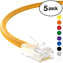 RJ45 Plug RJ45 Plug Cat5e 900 mm 3 ft Blue SANOXY Network Cables SNX-TRD815BL-3 Network Cable