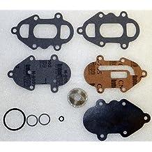 0396354 5000411 0437753 Johnson Evinrude Lower Unit Seal Kit 150 Hp V-6 1978-2009 WSM 446-108 OEM# 5006373 0438278 439141 0437752 0439141 0396353