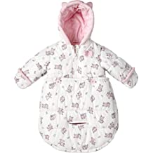 62f1ca510 London Fog Newborn Infant Baby Girl Boy Puffer Carbag Pram Bag Snowsuit  Bunting